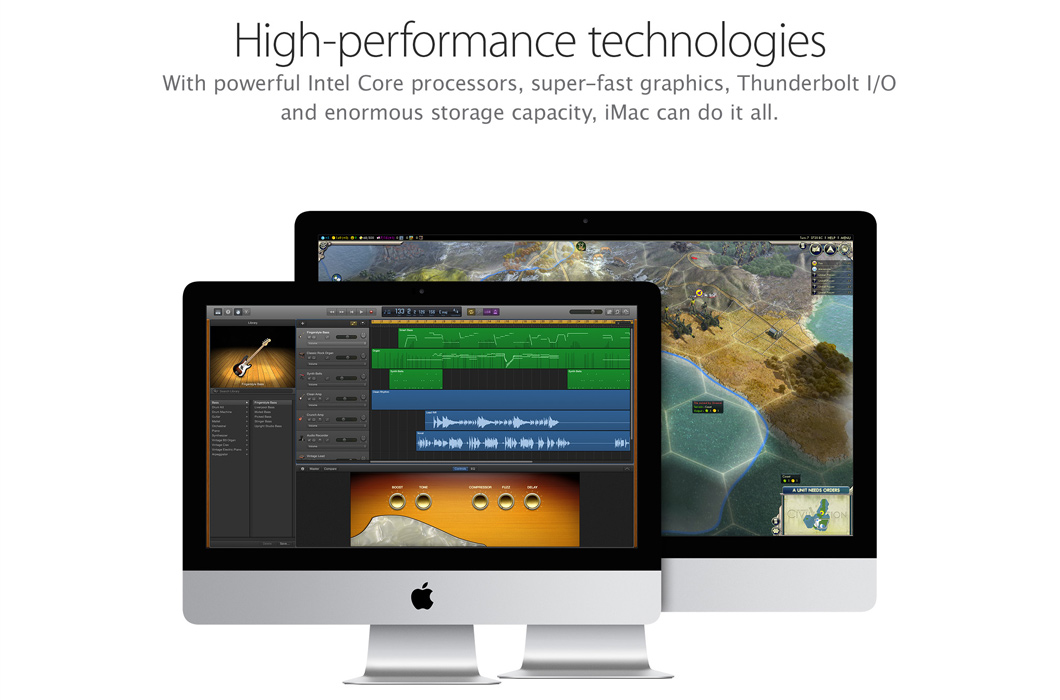 High-performance technologies