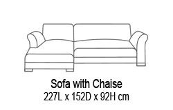 Olivia 2 Seater Sofa Harvey Norman Ireland