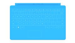 Surface Touch Keyboard - Cyan