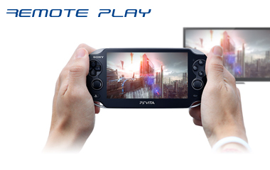 Play the PS4 remotely via your PS VIta